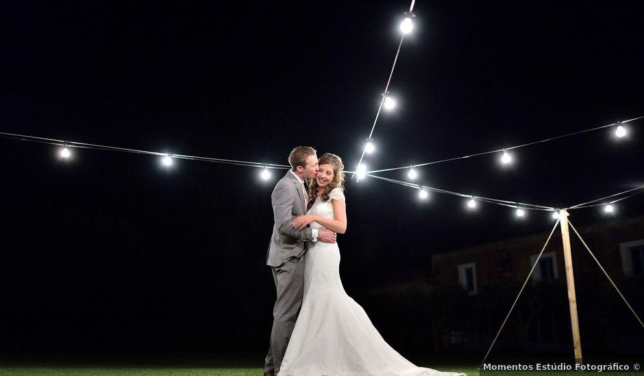 O casamento de Craig e Charlotte em Beja, Beja (Concelho)