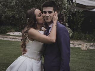 O casamento de Carol e Pedro