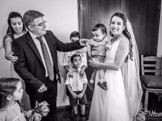 O casamento de Juliana e Nuno 1