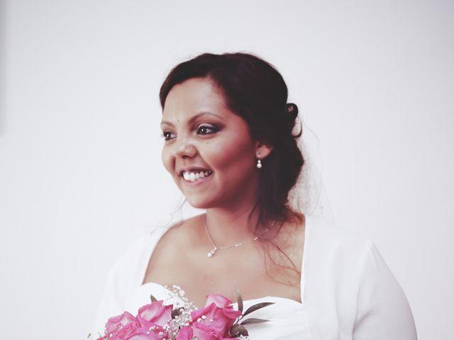 O casamento de Stewart e Naila em Charneca de Caparica, Almada 5