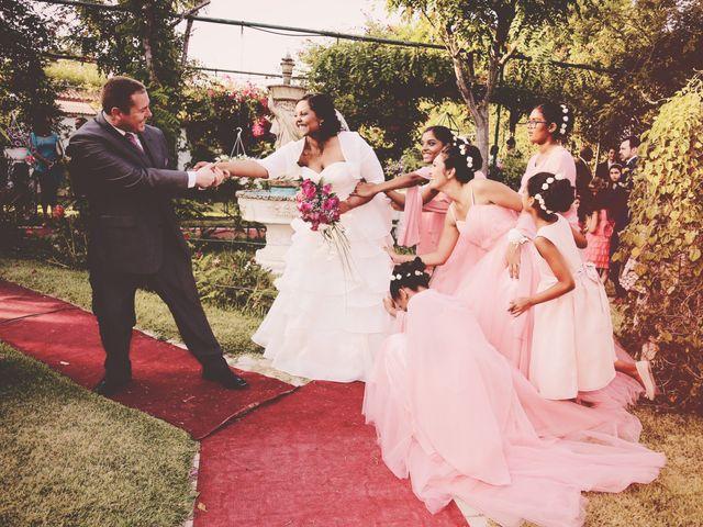 O casamento de Stewart e Naila em Charneca de Caparica, Almada 2