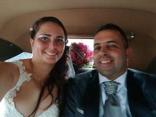 O casamento de Claudia e André
