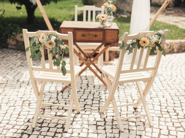 O casamento de Marcelo e Inês em Azueira, Mafra 15