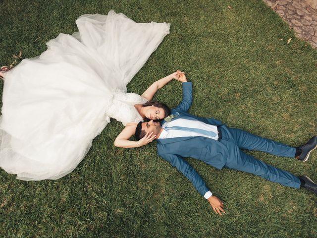 O casamento de Inês e Marcelo