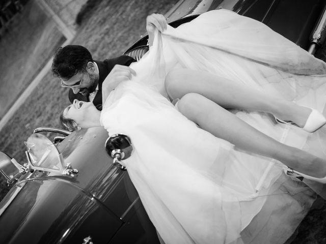 O casamento de Elisabete e Afonso