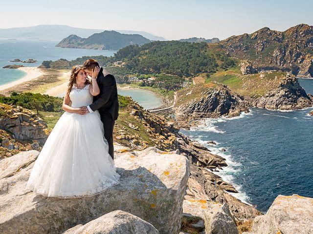 O casamento de Miguel e Letícia em Fontoura, Valença 2