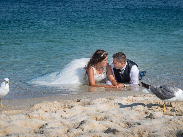 O casamento de Letícia e Miguel
