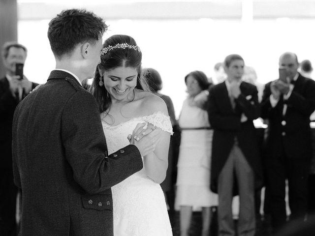 O casamento de Anna e Simon
