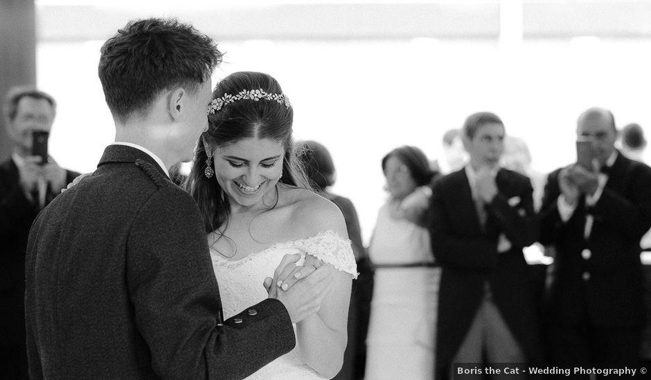 O casamento de Simon e Anna em Cascais, Cascais
