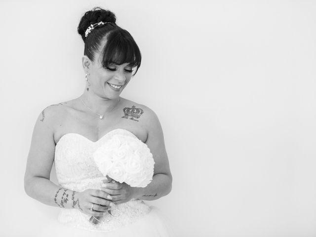 O casamento de Ricardo e Andrea em Pegões, Montijo 25
