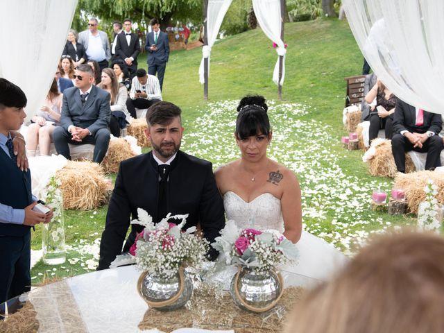 O casamento de Ricardo e Andrea em Pegões, Montijo 39