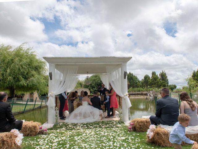 O casamento de Ricardo e Andrea em Pegões, Montijo 42