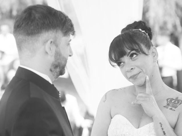 O casamento de Ricardo e Andrea em Pegões, Montijo 43