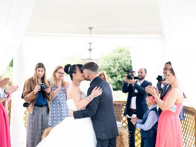 O casamento de Ricardo e Andrea em Pegões, Montijo 44