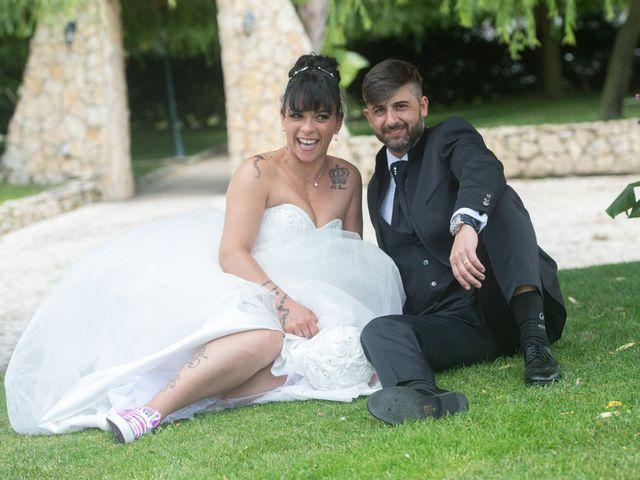 O casamento de Ricardo e Andrea em Pegões, Montijo 47