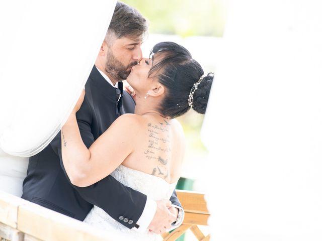 O casamento de Ricardo e Andrea em Pegões, Montijo 49