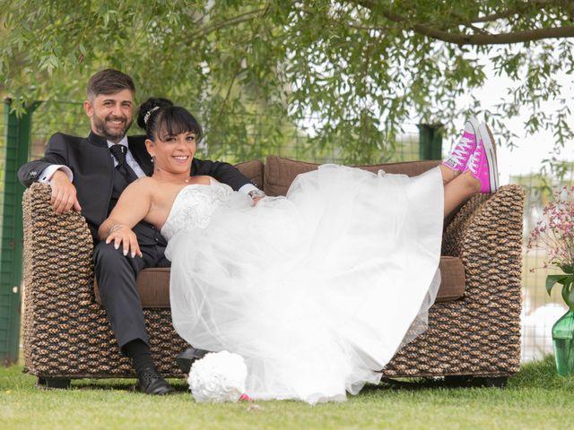 O casamento de Andrea e Ricardo