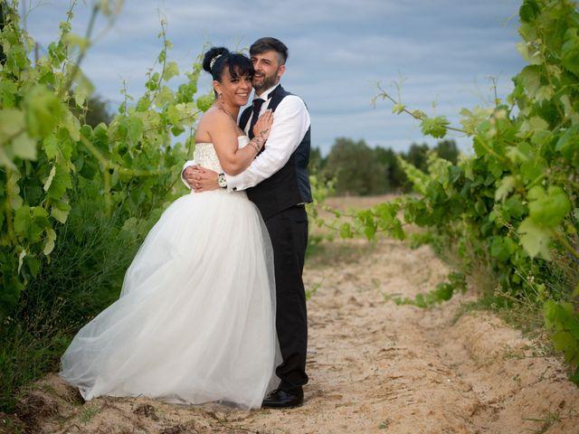 O casamento de Ricardo e Andrea em Pegões, Montijo 53