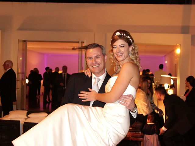 O casamento de Patricia e António