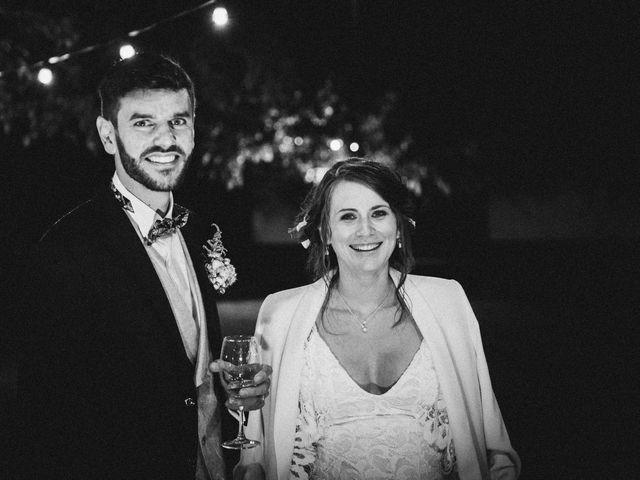 O casamento de Alyona e Romain