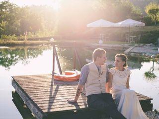 O casamento de Katia e Alexandre
