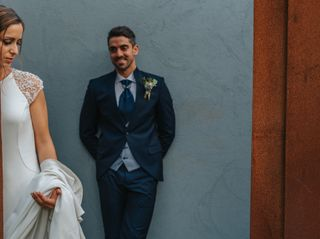 O casamento de Raquel e Dani