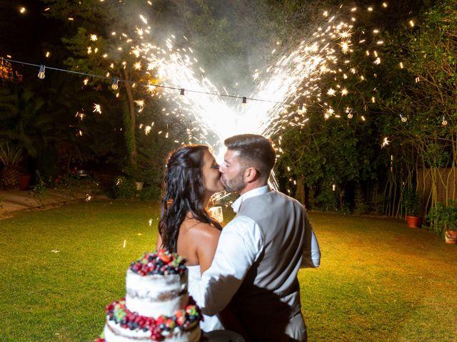 O casamento de Melissa e José