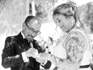 O casamento de Margarida e Luis
