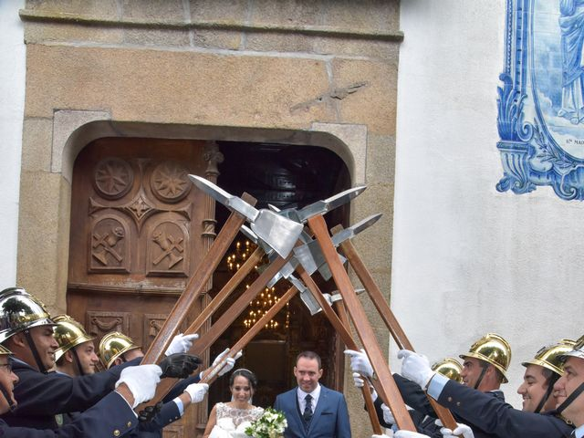 O casamento de Jorge e Carla em Águeda, Águeda 21