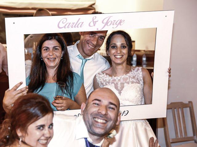 O casamento de Jorge e Carla em Águeda, Águeda 38
