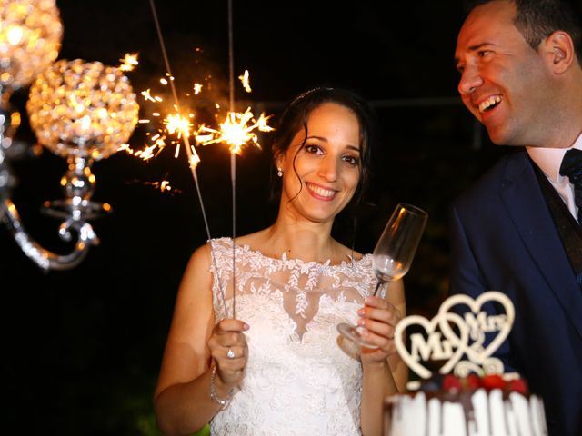 O casamento de Jorge e Carla em Águeda, Águeda 41