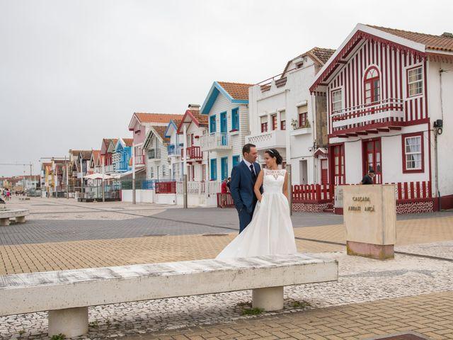O casamento de Jorge e Carla em Águeda, Águeda 43