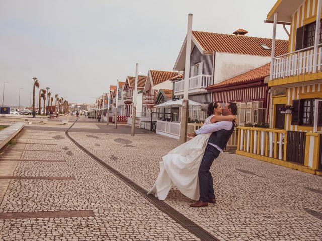 O casamento de Jorge e Carla em Águeda, Águeda 53