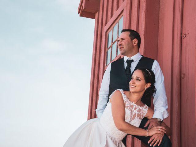 O casamento de Jorge e Carla em Águeda, Águeda 55