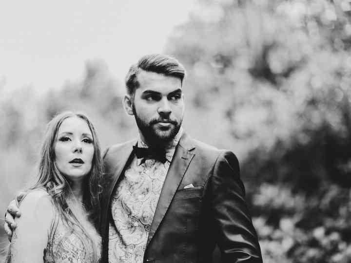 O casamento de Daniela e João