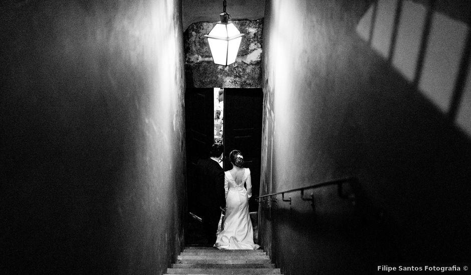 O casamento de Carlos e Sara em Lamego, Lamego