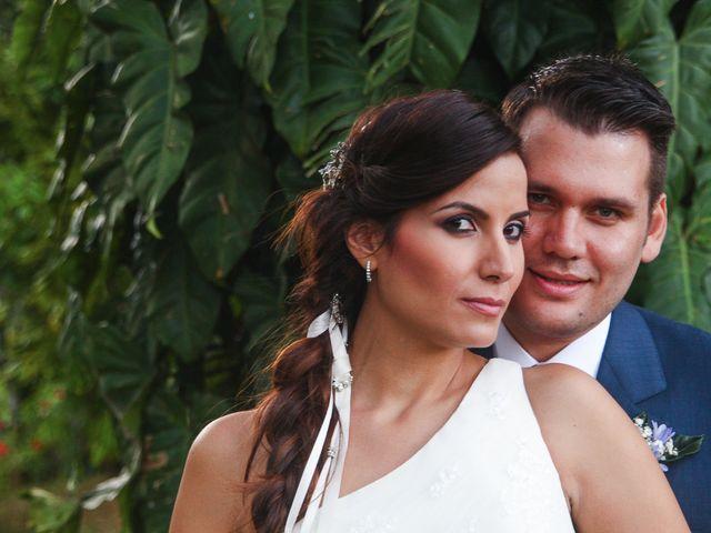 O casamento de Marian e Miguel