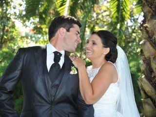 O casamento de Alexandra e Miguel