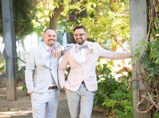 O casamento de Jorge e Diogo
