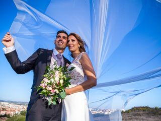 O casamento de Marisa e Romão