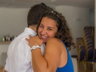 O casamento de Lurdes e Nuno