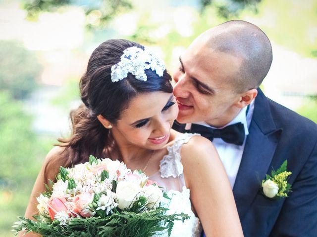 O casamento de Meriana e Alejandro