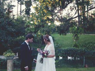 O casamento de Ana e Zé Guilherme