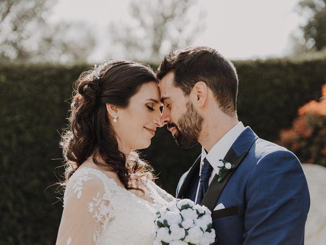 O casamento de Carlota e Rui