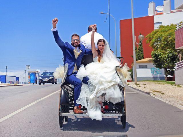 O casamento de Elsa e Luís
