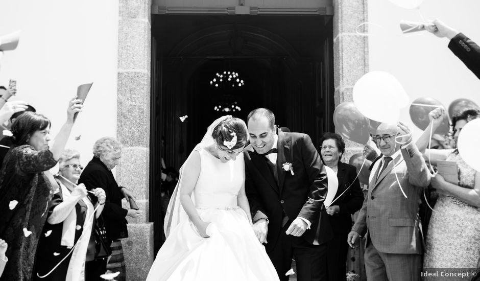 O casamento de Filipe e Joana em Tondela, Tondela