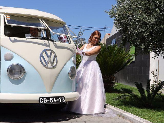 O casamento de André e Ligia em Tramagal, Abrantes 8