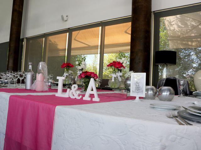 O casamento de André e Ligia em Tramagal, Abrantes 9
