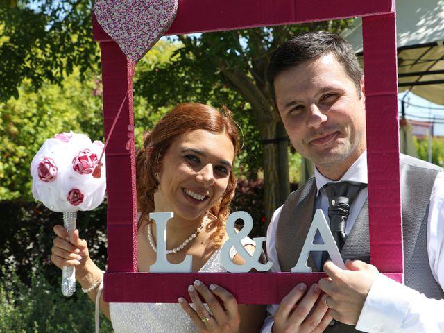 O casamento de Ligia e André