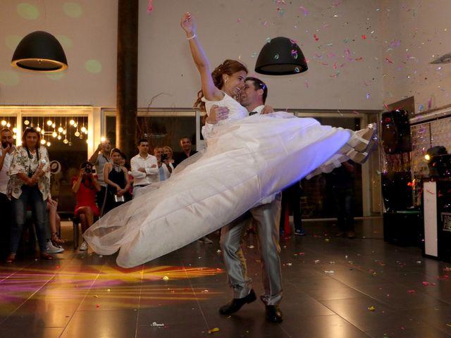 O casamento de André e Ligia em Tramagal, Abrantes 2